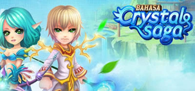 CRYSTAL SAGA Game Online Indonesia